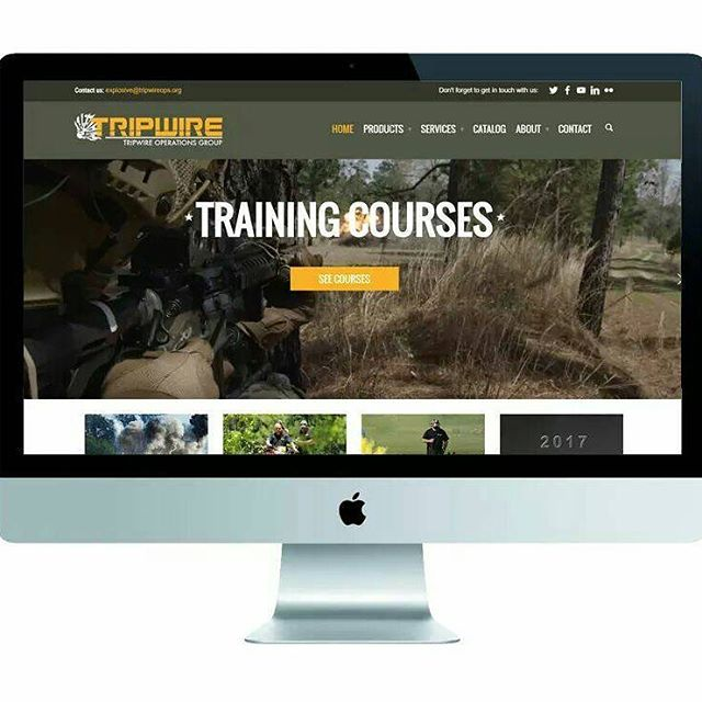 New WebLaunch! tripwireoperationsgroup is a highly skilled group that provideshellip