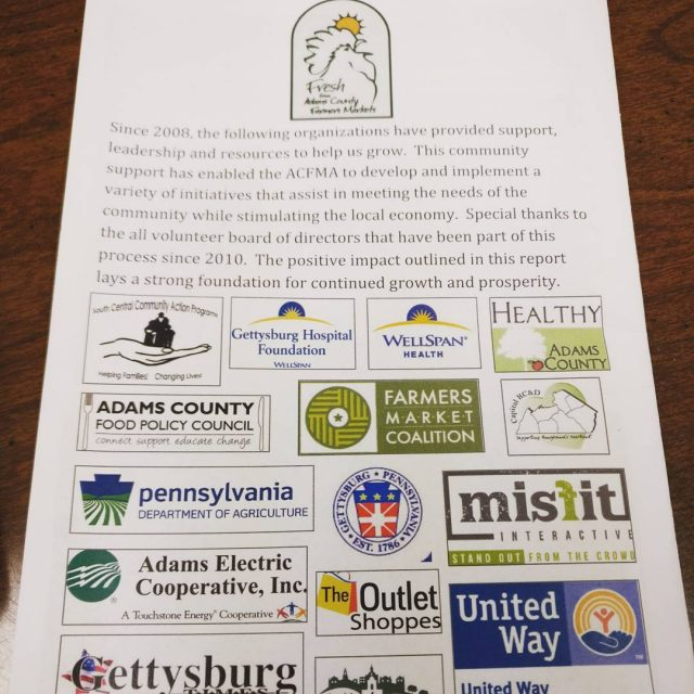 Thanks for the shout out adamscountyfarmfresh! We love supporting localhellip