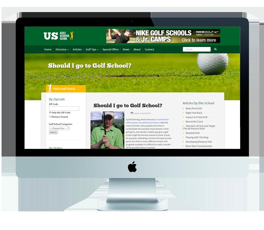 Gettysburg Website Design