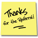 Web Business Referrals