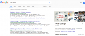 search engine marketing - paid ads